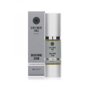 Gentlemen's Tonic - Brightening Serum, Sérum éclaircissant, Derma-Care Avancé 30 ML