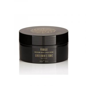 Gentlemen's Tonic - Pomade Cire Sculptante 50 ML