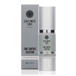 Gentlemen's Tonic - Time control solution, Sérum anti-âge 30 ML