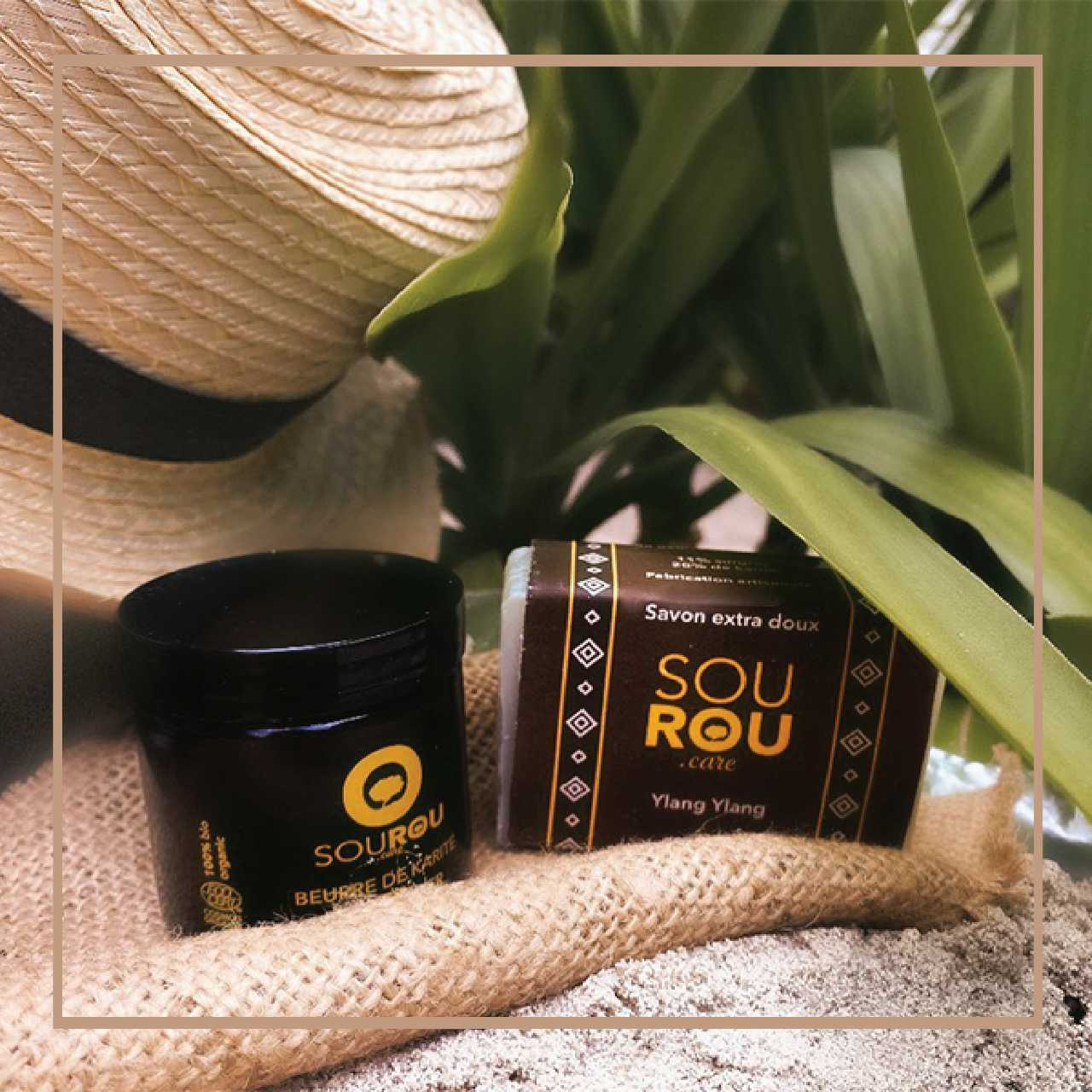Skin care Marque Sourou.care Luxamour Homepage image marque