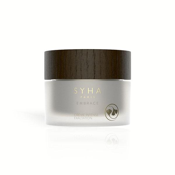 Crème intense pour le visage, Anti-pollution, hydratante, lissante, Syha - 50ml 600x600