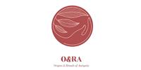 Logo O&ra marque haute de gamme, Luxamour