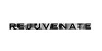 Logo Rejuvenate skincare, marque Luxamour